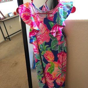 Esmeralda dress, lily Pulitzer